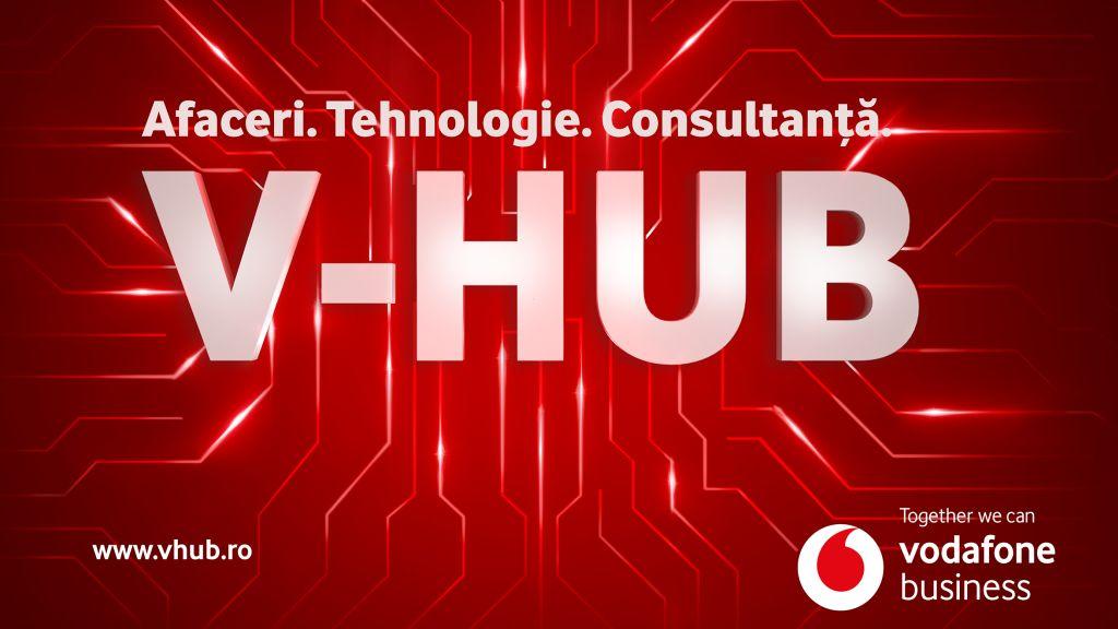 Vodafone Business extinde suportul pentru digitalizare oferit IMM-urilor prin intermediul V-Hub cu posibilitatea de a testa gratuit solutiile digitale