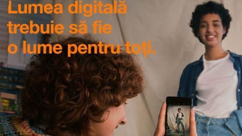 Orange launches a new national campaign to raise awareness of the importance of access to digital technology