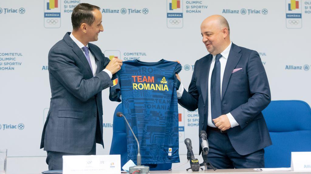 Allianz-Tiriac devine asiguratorul oficial al Comitetului Olimpic si Sportiv Roman si al Echipei Olimpice