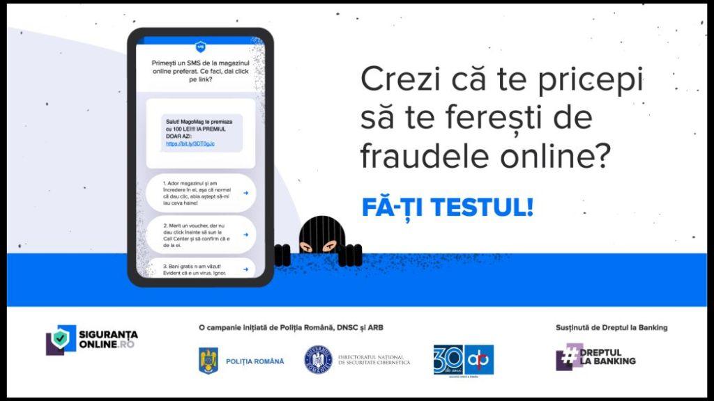 Octombrie, luna Europeana a Securitatii Cibernetice
