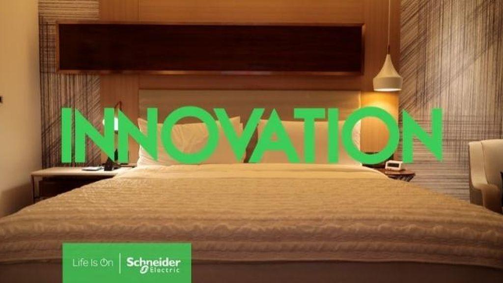 Schneider Electric a echipat Hotelul Athenee Palace Hilton cu noile solutii EcoStruxure Building pentru confort si siguranta