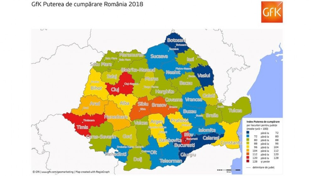 Puterea De Cumparare A Romanilor A Crescut In 2018 Dar Odata Cu